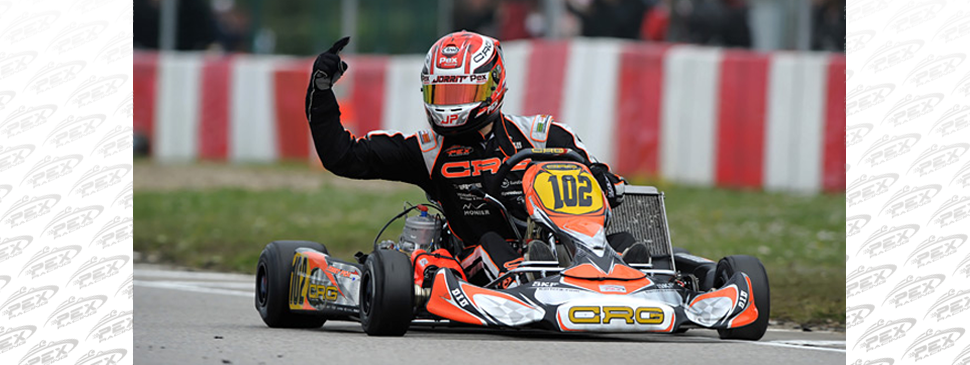 WSK EURO SERIES VAL D